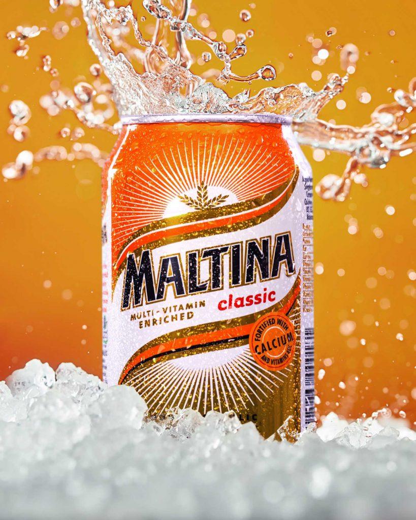 Maltina drink