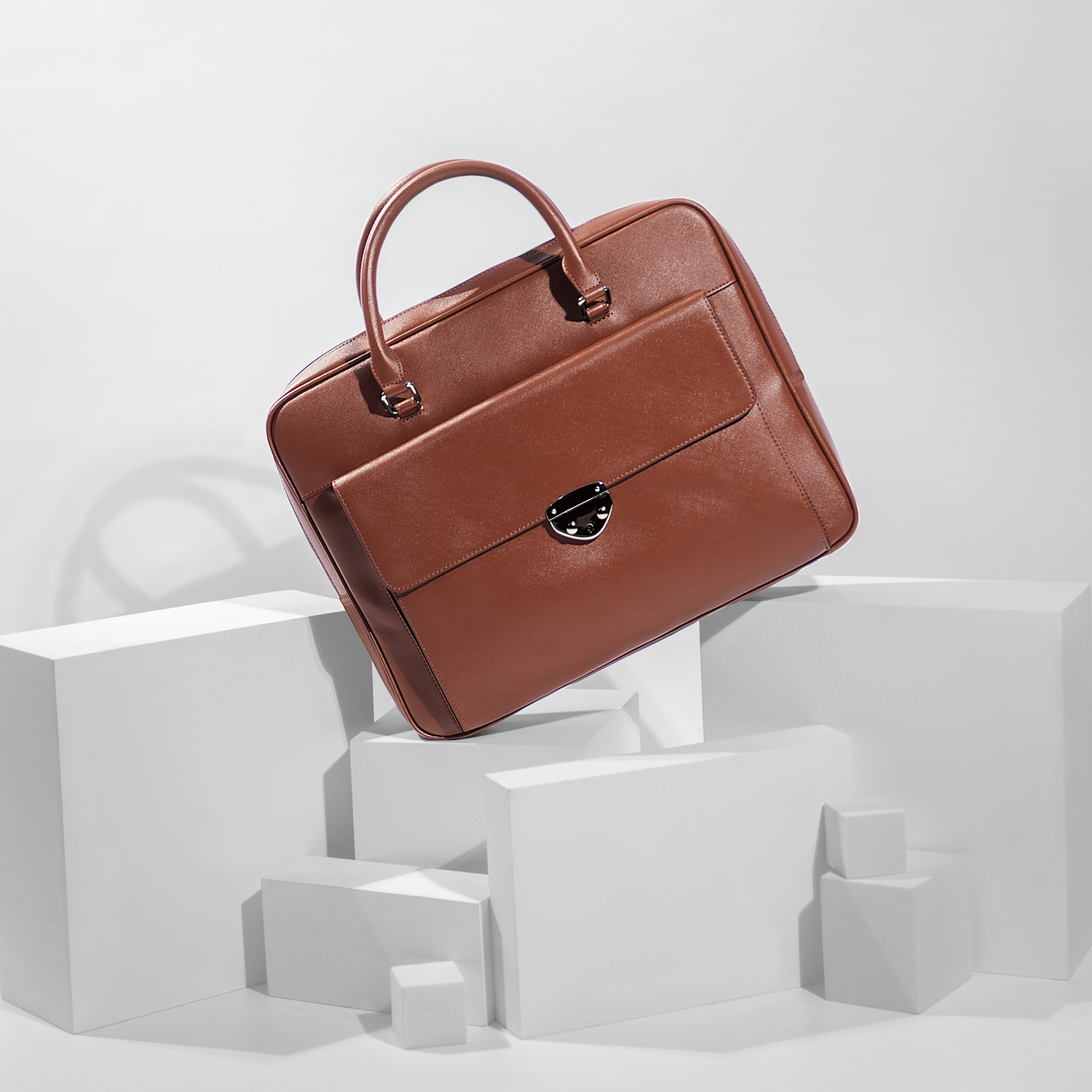 Exectuive Bags, Product photography, Styling, HighEND, White background